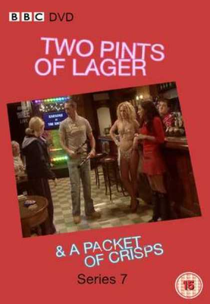 TV Series - Two Pints Of Lager & A Packet Of Crisps Series