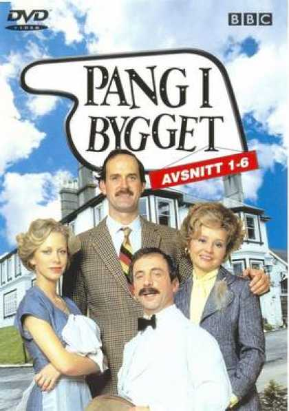 TV Series - Fawlty Towers Series One SWE