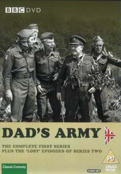 TV Series - Dads Army Complete Series One