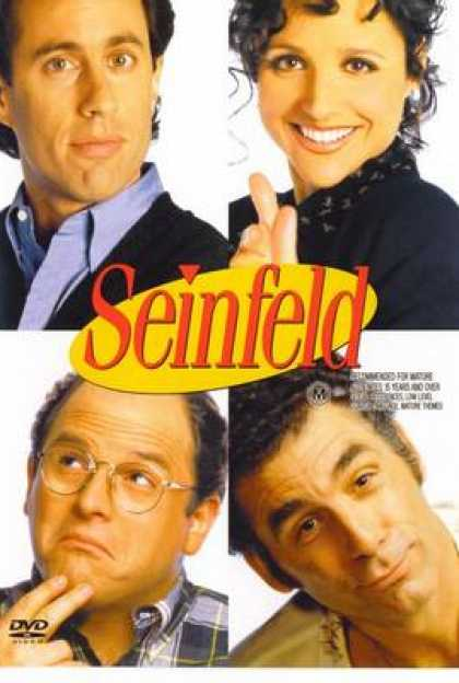 TV Series - Seinfeld Episodes 1 - 10 Australian