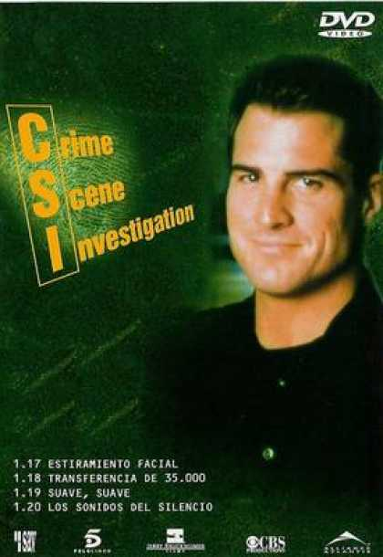 TV Series - CSI - Temporada