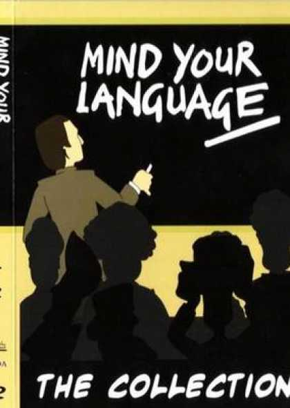 TV Series - Mind Your Language The Complete Collection