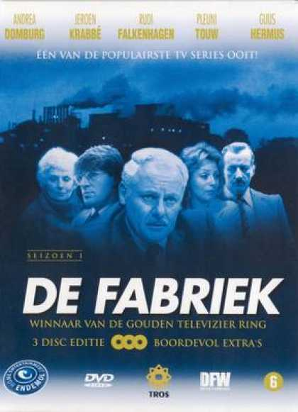 TV Series - De Fabriek 3 DISC