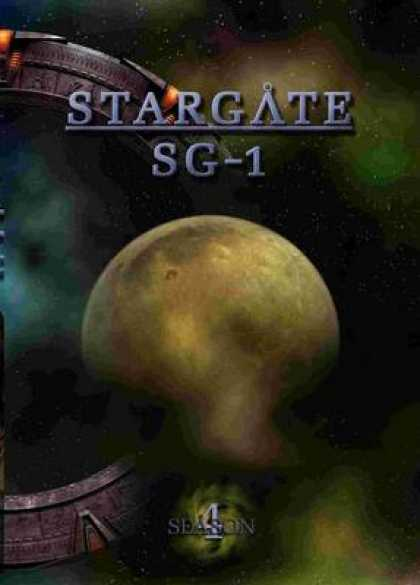 TV Series - Stargate SG-1 Box