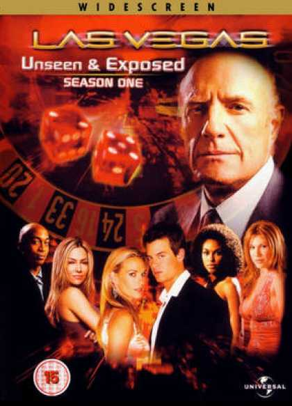 TV Series - Las Vegas Discs 1 2 And