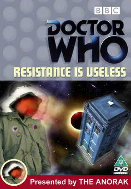 TV Series - Doctor Who - Resistance Is Useless