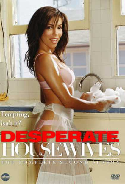 TV Series - Desesperate Housewives Series Two