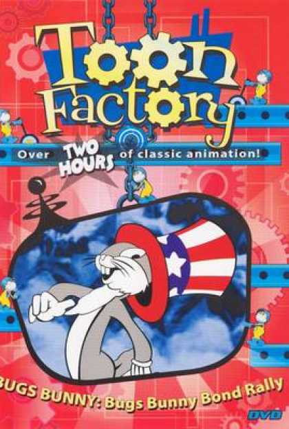 TV Series - Toon Factory - Bugs Bunny Bond Rally Thinpack
