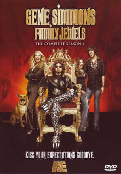 TV Series - Gene Simmon's Family Jewels