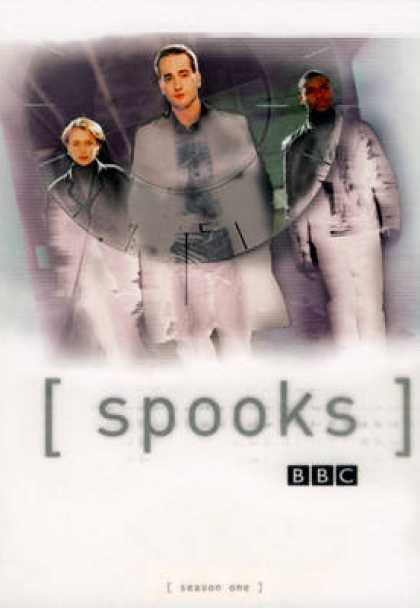 TV Series - Spooks