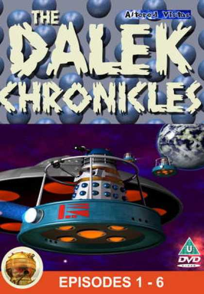 TV Series - Doctor Who - The Dalek Chronkles 1-6 Only