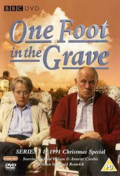 TV Series - One Foot In The Grave And 1991 Christ