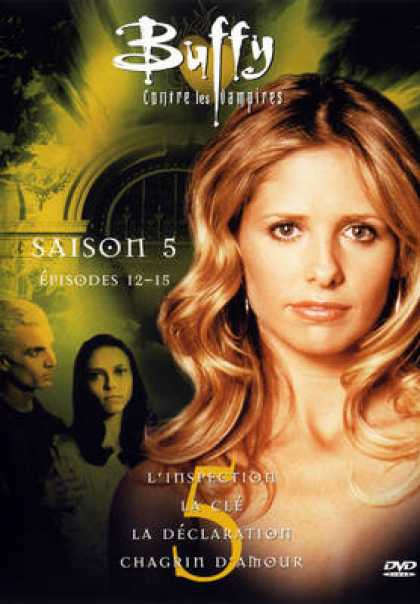 TV Series - Buffy