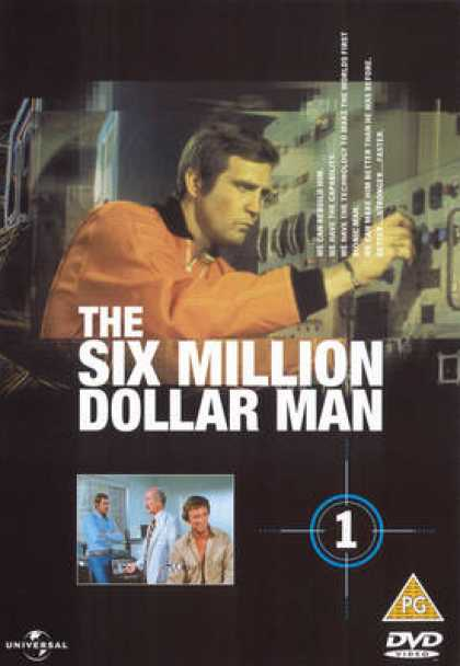 TV Series - Six Million Dollar Man