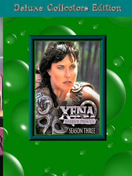 TV Series - Xena Warrior Princess Box