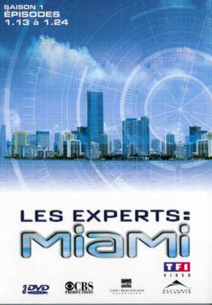 TV Series - Les Experts Miami DVD