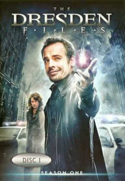 TV Series - The Dresden Files: