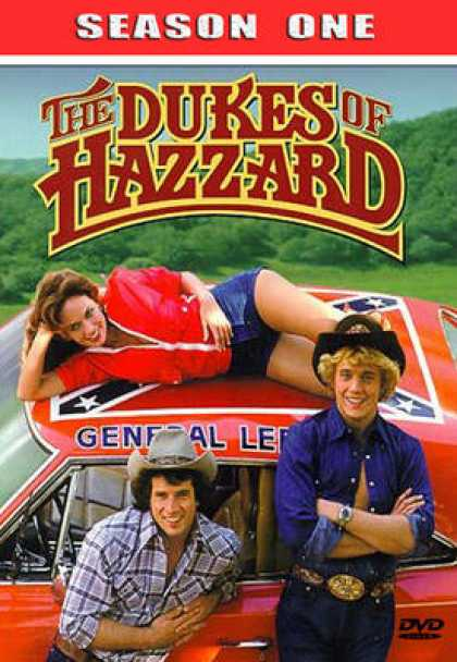 TV Series - Dukes Of Hazzard 2 3 4 5 6