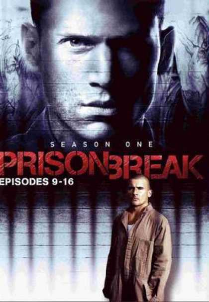 TV Series - Prison Break 9-16