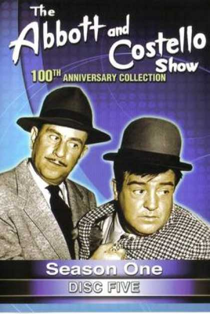 TV Series - The Abbott And Costello Show: 100th Anniversar