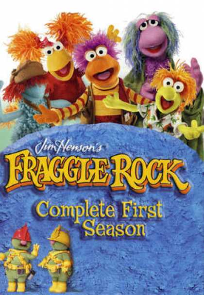 TV Series - Fraggle Rock