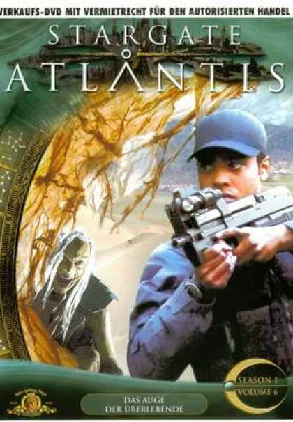 TV Series - Stargate Atlantis German