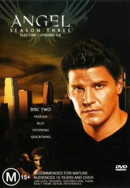 TV Series - Angel Disc Two