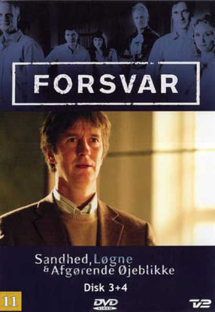TV Series - Forsvar -4 DANISH