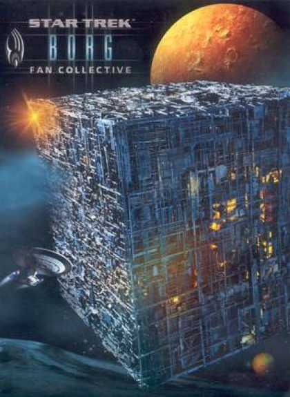 TV Series - Star Trek The Borg Collective