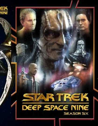 TV Series - Star Trek Deep Space
