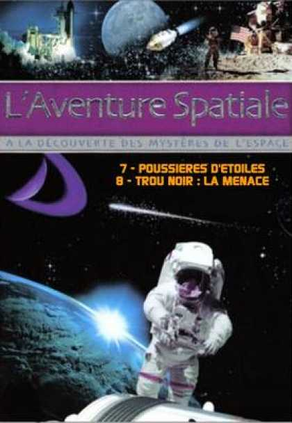 TV Series - Aventure Spatiale - Dvd