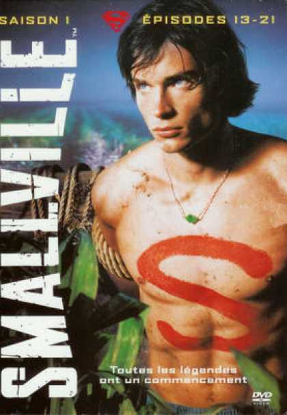 TV Series - Smallville Episodes 13-21
