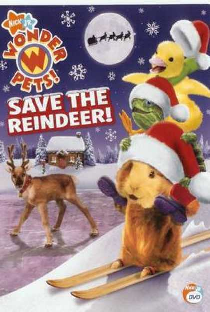 TV Series - Wonder Pets Save - The Reindeer