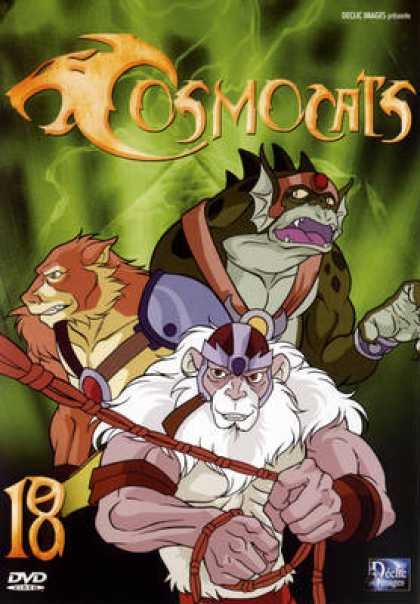 TV Series - Cosmocats