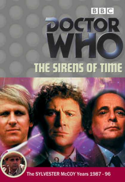 TV Series - Doctor Who - The Sirens Of Time