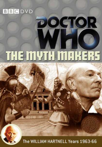 TV Series - Doctor Who - The Myth Makers