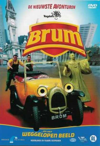 TV Series - Brum Runaway Statue And Other Stories