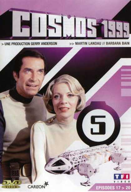 TV Series - Cosmos 1999 Saison