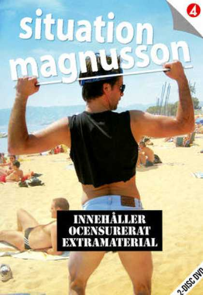 TV Series - Situation Magnusson SWEDISH