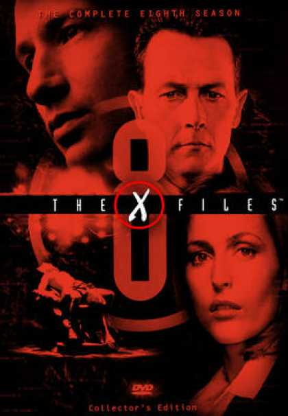 TV Series - X Files Cover 1 +