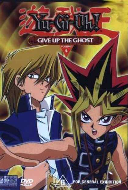 TV Series - Yu Gi Oh Give Up The Ghost