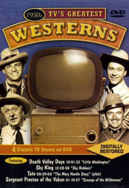 TV Series - 1950's TV's Greatest Westerns