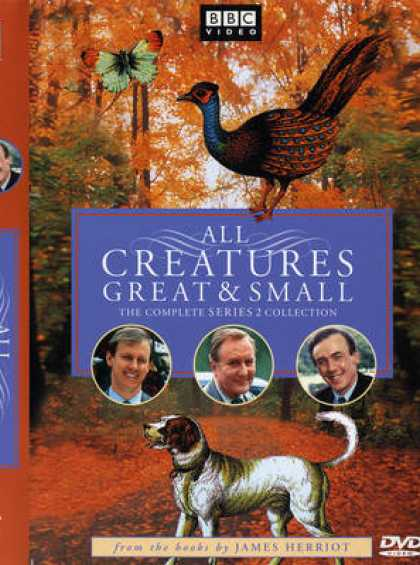 TV Series - All Creatures Great And Small