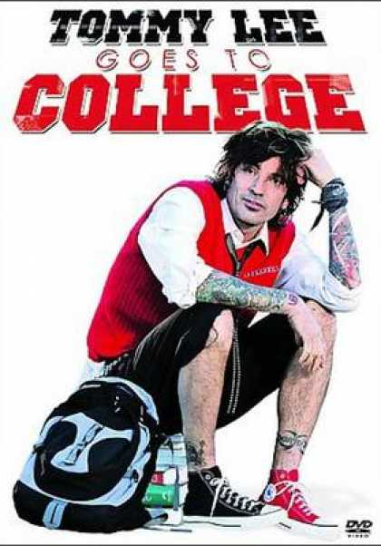 TV Series - Tommy Lee Goes To College