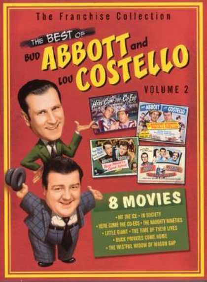 TV Series - Abbott and Costello The Best Of