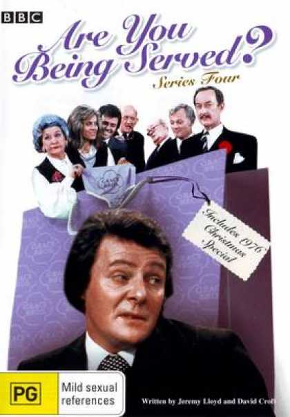 TV Series - Are You Being Served?