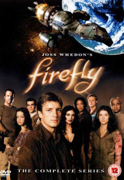 TV Series - Firefly The Complete Series