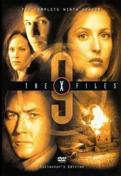 TV Series - X Files And