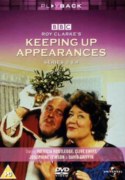 TV Series - Keeping Up Appearances Complete &4 (4