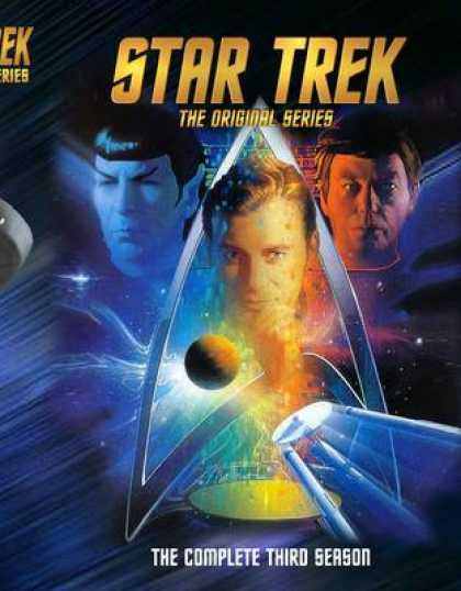 TV Series - Star Trek The Original Series The Complete Thi